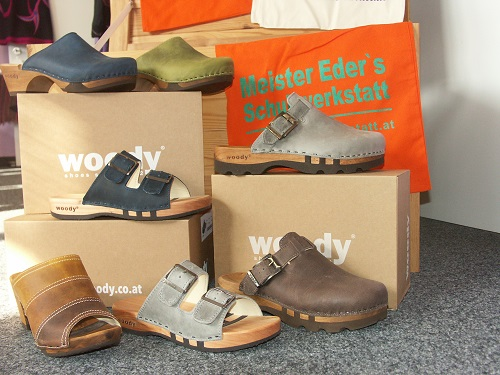 Woody Holzschuhe